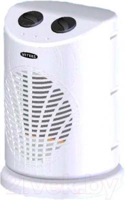 Тепловентилятор Витязь ТВ 1.5/1.0 Витязь-03 (белый) - общий вид