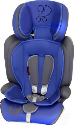 Автокресло Lorelli Maranello (Gray-Blue) - общий вид