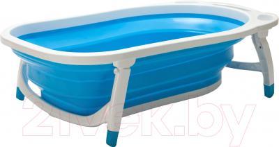 Ванночка детская Kidsmile BK20 (Blue) - вид в проекции