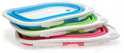Ванночка детская Kidsmile BK20 (Blue) - в сложенном виде