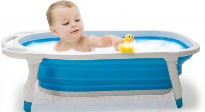 Ванночка детская Kidsmile BK20 (Blue) - пример использования