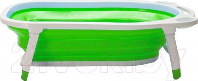 Ванночка детская Kidsmile BK20 (Green) - общий вид