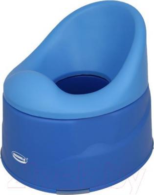 Детский горшок Kidsmile ZX03 (Blue) - общий вид