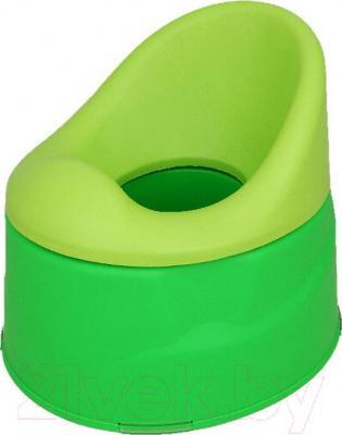 Детский горшок Kidsmile ZX03 (Green) - общий вид