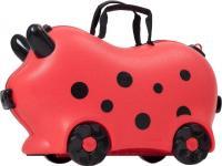 Детский чемодан Kidsmile AX22 (Red) -