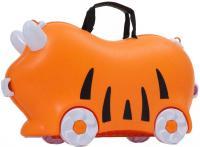 Детский чемодан Kidsmile AX22 (Orange) -