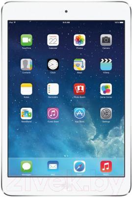 Планшет Apple iPad Air 2 16GB 4G / MGH72RU/A (серебристый) - общий вид