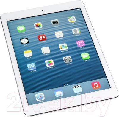 Планшет Apple iPad Air 2 16GB 4G / MGH72RU/A (серебристый) - вил лежа