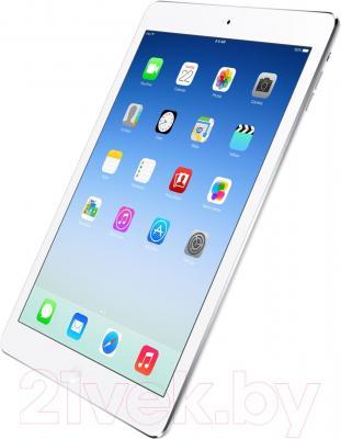 Планшет Apple iPad Air 2 16GB 4G / MGH72RU/A (серебристый) - вполоборота