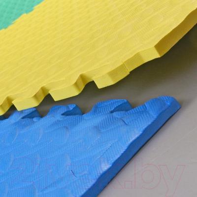 Коврик-пазл KidsTime MD1299 (разноцветный) - соединение элементов