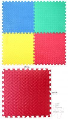 Коврик-пазл KidsTime MD1299 (разноцветный) - размеры элемента