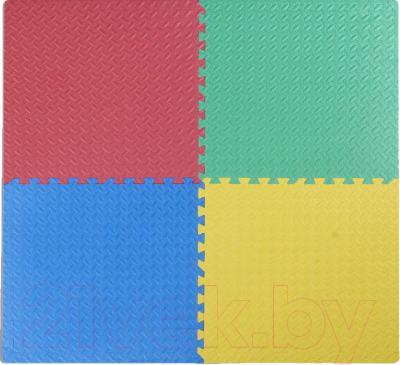 Коврик-пазл KidsTime MD1299 (разноцветный) - общий вид