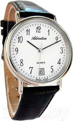 Часы мужские наручные Adriatica A1003.5222Q - вполоборота