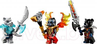 Конструктор Lego Chima Огненный Вездеход Тормака (70222) - минифигурки
