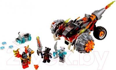 Конструктор Lego Chima Огненный Вездеход Тормака (70222) - общий вид