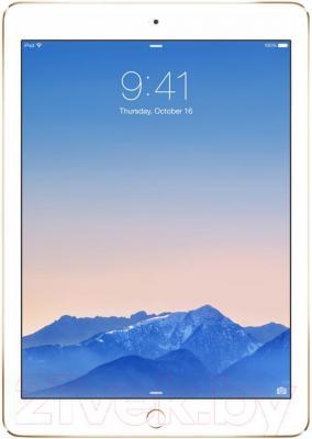 Планшет Apple iPad Air 2 16Gb 4G / MH1C2RU/A (золотой) - общий вид