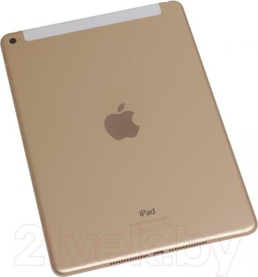 Планшет Apple iPad Air 2 16Gb 4G / MH1C2RU/A (золотой) - вид сзади