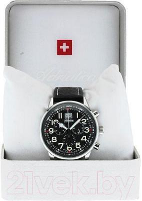 Часы мужские наручные Adriatica A1076.5224CH - упаковка