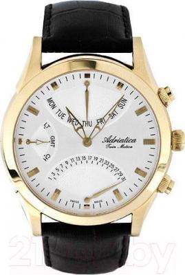 Часы мужские наручные Adriatica A1160.1213CHL - общий вид