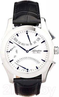 Часы мужские наручные Adriatica A1160.52B3CHL - общий вид