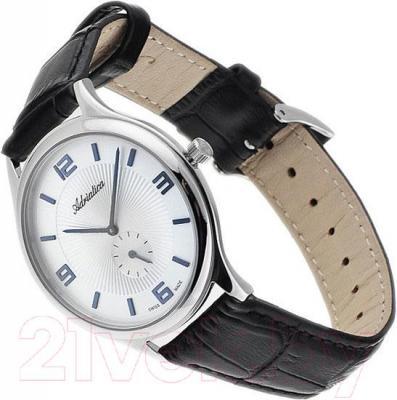 Часы мужские наручные Adriatica A1240.52B3Q - вполоборота