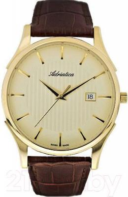 Часы мужские наручные Adriatica A1246.1211Q - общий вид