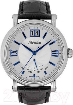 Часы мужские наручные Adriatica A8237.52B3Q - общий вид