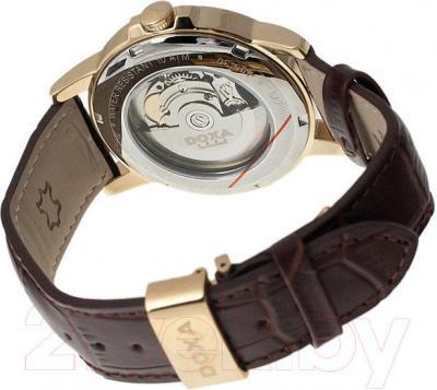 Часы мужские наручные Doxa Ethno 205.30.023.02 - вполоборота