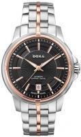 Часы мужские наручные Doxa Executive 3 Gent D152RBK -