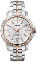 Часы мужские наручные Doxa Executive 3 Gent D152RSV -