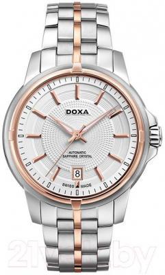 Часы мужские наручные Doxa Executive 3 Gent D152RSV - общий вид