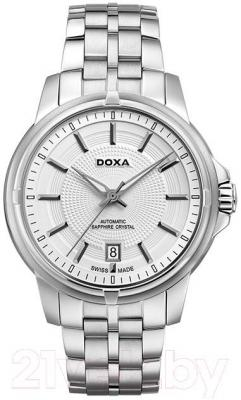 Часы мужские наручные Doxa Executive 3 Gent D152SSV - общий вид