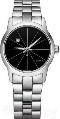 Часы женские наручные Doxa Grafic Round Lady 356.15.101.10