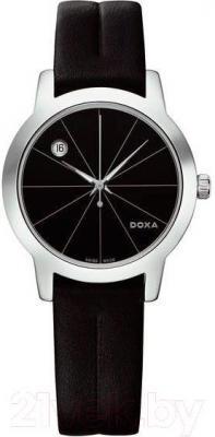 Часы женские наручные Doxa Grafic Round Lady 357.15.101.01