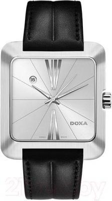 Часы мужские наручные Doxa Grafic Square N2 Gent 360.10.022.01 - общий вид