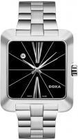 Часы мужские наручные Doxa Grafic Square N2 Gent 360.10.102.10 -