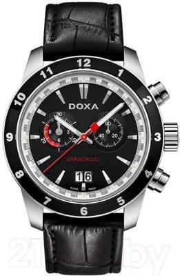 Часы мужские наручные Doxa Grancircuit 140.10.101.01 - общий вид