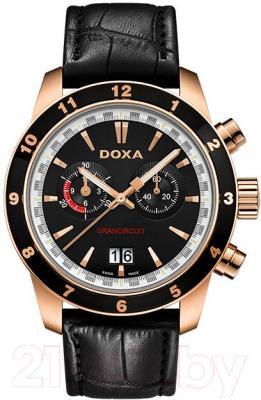 Часы мужские наручные Doxa Grancircuit 140.90.101.01 - общий вид