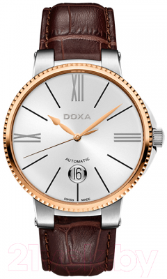 Часы мужские наручные Doxa IL Duca 130.60.022.02 - общий вид