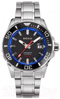 Часы мужские наручные Doxa Into The Ocean D127SBU - общий вид