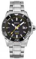 Часы мужские наручные Doxa Into The Ocean D127SBY -