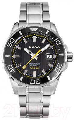 Часы мужские наручные Doxa Into The Ocean D127SBY - общий вид