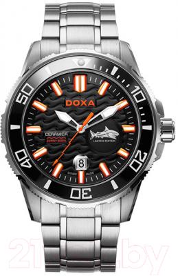 Часы мужские наручные Doxa Into The Ocean XL D137SBO - общий вид