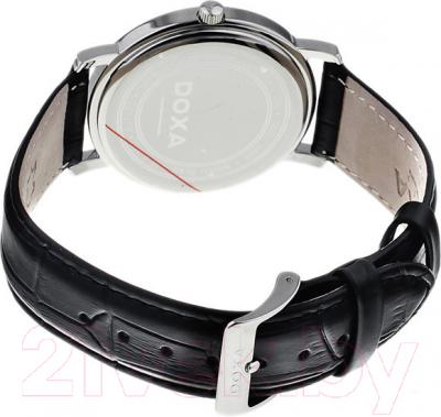 Часы мужские наручные Doxa New Royal Gent 221.10.101.01 - вид сзади