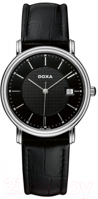 Часы мужские наручные Doxa New Royal Gent 221.10.101.01 - общий вид