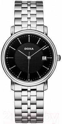 Часы мужские наручные Doxa New Royal Gent 221.10.101.10 - общий вид