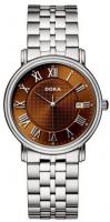 Часы мужские наручные Doxa New Royal Gent 221.10.322N.10 -