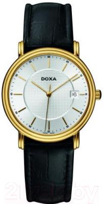 Часы мужские наручные Doxa New Royal Gent 221.30.021.01 - общий вид