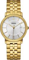 Часы мужские наручные Doxa New Royal Gent 221.30.021.11 -