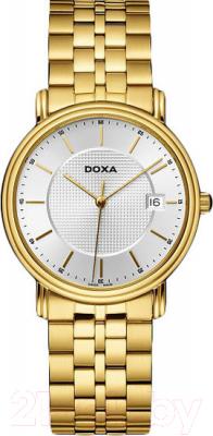 Часы мужские наручные Doxa New Royal Gent 221.30.021.11 - общий вид